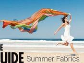Guide Choosing Best Summer Fabrics