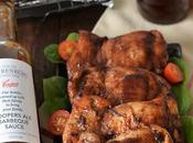 Barbecue Chicken Oven Using Your Favourite Sauce with Minimal Cleaning Just Like Grill Real Barbecue! Easy!