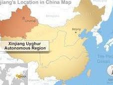 """China's Xinjiang: """"1984"""" Meets Gulag"""