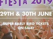 Early Bird Tickets Released Fiesta 2019