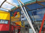 Robots Then Exhibition Life Science Centre