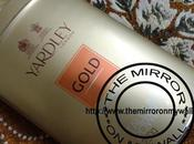 Yardley London Gold Talc Review