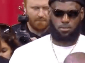 LeBron James Gets Standing Ovation Lakers Summer League Game