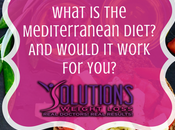 What Mediterranean Diet Would Work You?