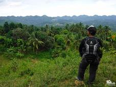Cebu Highlands Trail Segment Lutopan Tubod