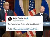 Treasonous Trump Coming Town