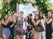 Ultra-gorgeous Gala Montenapoleone Trunk Show Bridal Party