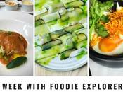 Foodie Explorers Week Pictures 22nd July 2018