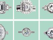 Halo Diamond Engagement Rings Wedding Wednesday