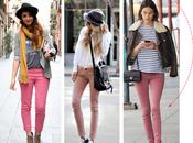 Pink Dyed Denim