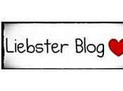 """""""Liebster Blog Award"""""""