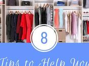 Tips Help Declutter Your Wardrobe