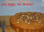 Eggless Carrot Cake Recipe, Make with Eggs, Butter) Recipe