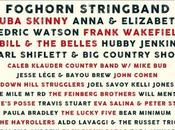 Fourth Annual Oldtone Roots Music Festival, September 6-9, 2018, Hillsdale,