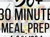Minute Meals Meal Prep Sunday