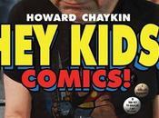 Preview: KIDS! COMICS! Howard Chaykin (Image)