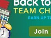 Earn Free Gift Cards During Back School Team Challenge