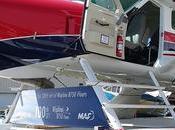 Mission Aviation Fellowship Gets Caravan Seaplane
