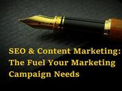 Content Marketing: Fuel Your Marketing Campaign Needs