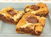 Nutella S'Mores Bars #BakingBloggers
