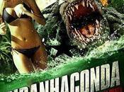 Film Challenge Sci-Fi Piranhaconda (2012)