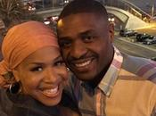 Teddy Tina Campbell Celebrate 18th Wedding Anniversary