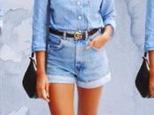 Ways Wear Denim Shorts