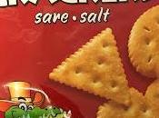 Today's Review: Croco Salt Crackers