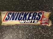 Today's Review: Snickers White