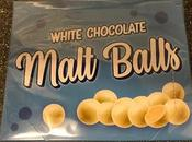 Today's Review: Poundland White Chocolate Malt Balls