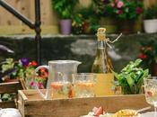 Cheers Weekend: White Wine Sangria Cakes