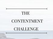 Contentment Challenge Beginning