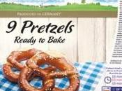 Product Review: Ready Bake Pretzels Lidl