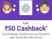 PhonePe Cashback Offer Today Money Transfer(31st Aug):