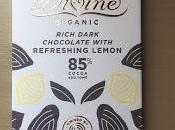 Divine Organic Rich Dark Chocolate: Turmeric Ginger/Refreshing Lemon