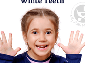 Natural Tips Shiny White Teeth Kids Adults