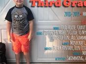 First School: Third Grade!