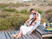 Gorgeous Relaxed Engagement Session