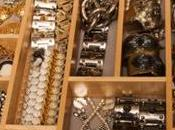 Steps Storing Jewelry