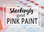 Shockingly Good Pink Paint Schemes