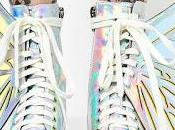 Shoe Club Holographic Metamorphic Boots