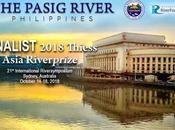 Philippines' Pasig River Vies Asia Prize Award
