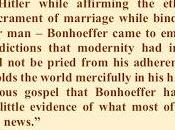 Charles Marsh's Biography Dietrich Bonhoeffer, Strange Glory, Bonhoeffer's (Highly Contested) Homosexuality