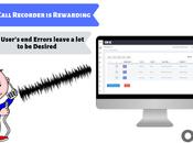 TheOneSpy Call Recorder Rewarding User's Errors Leave Desired