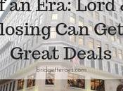 Era: Lord Taylor's Flagship Closing Some Great Deals