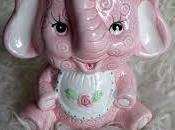 Feghoots Pink Elephant Water Bottle