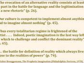 """""""Only Good Depth That Radical"""": Hannah Arendt Banality Evil Critically Important Role Thought Imagination Fascist Tide Rises"""