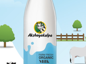 Akshayakalpa Organic Dairy Products: Bottle Full Milk, Happiness Much More