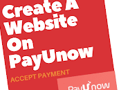 Create Free Website/Generate Link PayUnow Accept Online Payments