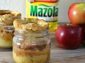 Mason Apple Pies